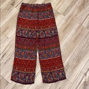 American Eagle Outfitters Vintage Wide Maxi Pants